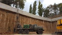 Инженерно-геологические изыскания под строительство , Геология участка