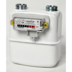 Лічильник газу - Монтаж - Газовый счётчик