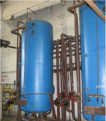 Реконструкция, модернизаия систем очистки воды