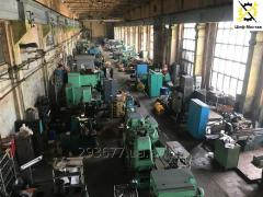 Промышленный переезд заводов и фабрик под ключ