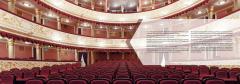 Театр,  Музей - реконструкция от БОСКО_ДИЗАЙН