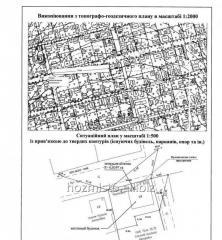 Ситуационный план подключения дома к электросети в РЭС