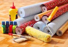 Исследования отделочных материалов и изделий для внутренних и наружных работ