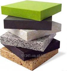 Исследования изделий из искусственного и натурального камня (в том числе - бетона)