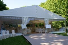 Аренда шатра, павильона 20х25