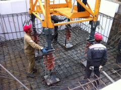 Монтаж/демонтаж башенных кранов