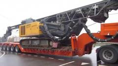 Freight Car transport-logistical services