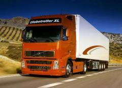 Cargo transportation by all forms of transport