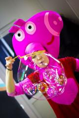 Шоу Мыльных Пузырей Луганск