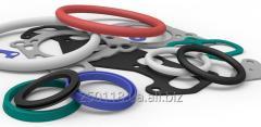 Производство резинотехнических изделий.
