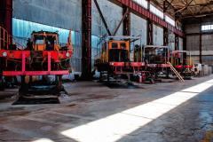 Ремонты дизелей типа: Д50, 1Д12-400Б, 1Д12Н-500, 3А-6Д49, 211Д, K6S10DR, ЯМ3-328, в объеме среднего и капитального ремонта.