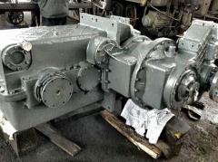 Настройка гидропередачи после установки ее на тепловоз,эксплуатация