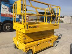 Аренда подъемника 119821-Compact-12-Haulotte