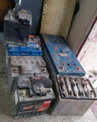 Вывоз аккумуляторов в Киеве