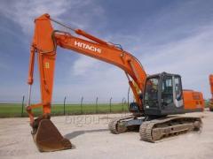 Услуги Гусеничного экскаватора Hitachi ZX 200