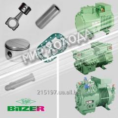 Ремонт холодильных компрессоров Copeland, Bitzer, Frascold, Dorin