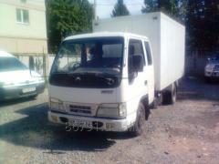 Грузовые перевозки до 2,5 тонн по Виннице и Украине