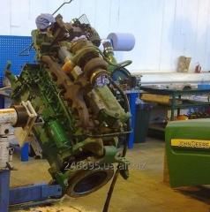 Ремонт Двигателя Мотора Fendt Deutz John Deere c Гарантией