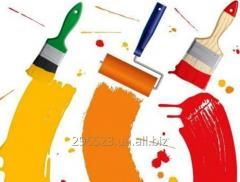 Покраска стен Бровары Косметический ремонт