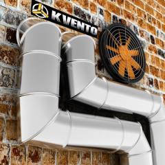 Установка и сервисное обслуживание систем вентиляции и кондиционирования