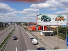 Билборды в аренду Борисполь
