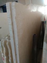 Мраморные слябы и плитка  с нашего склада