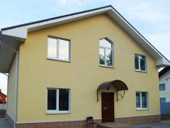 Строительство загородных домов, услуги по строительству