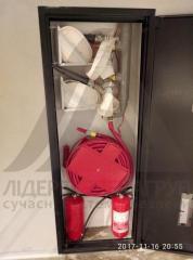Автоматическая система водяного пожаротушения