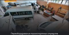 Домики на колесах из старого микроавтобуса под Ваши потребности