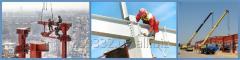 Изготовление и монтаж металлоконструкций любой сложности включая проектирование