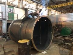 Изготовление металлоконструкций, емкости.