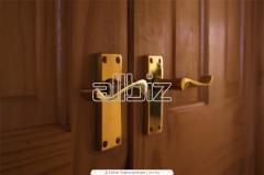 Доставка дверей