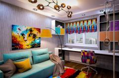 Ремонт квартиры и дизайн интерьера