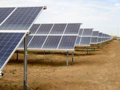 Монтаж солнечных электростанций (СЭС)