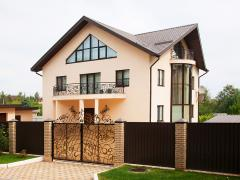 Построим коттедж, дом, дачу по вашему проекту