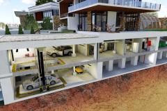 Строительство бункеров, подземных убежищ