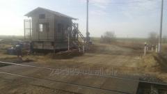Проектирование железнодорожных переездов