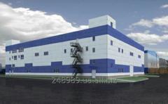 Проектирование объектов промышленного назначения