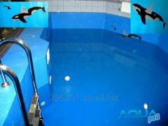 Контроль работы бассейнового оборудования