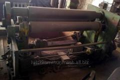 Вальцовка металлических листов, профильных труб