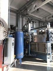 Оборудование для производства вспененных пенопластов