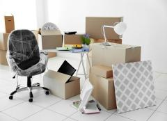 Организация и осуществление квартирных переездов