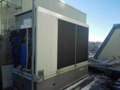 Ремонт холодильного оборудования любой сложности