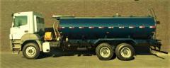 Перевозка жидких материалов (хим. реагенты, масло
