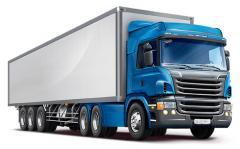 Перевозка грузов которые требуют температурный режим