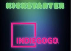 Вывод проектов на краудфандинг платформы Indiegogo и Kickstarter
