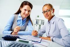 Консультации по вопросам бухгалтерского учета и