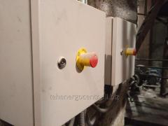 Installation of electrical switchboard equipment