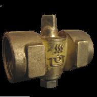 Кран бронзовый 11б18бк Ду 50 мм Ру 16 кгс/см2 Кран