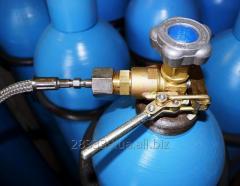 Працівники на виробництво  балонів високого і низького тиску
